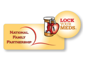 National Family Partnership. Lock Your Meds
