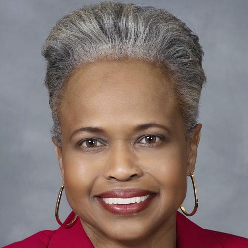 NC Senator Robinson, PhD